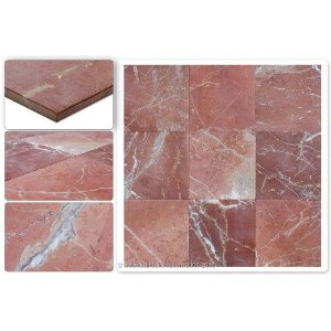 Marble Tile Spanish Rojo Alicante