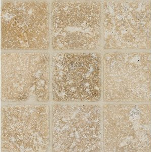 Tile Tumbled Travertine Tile Tumbled Travertine 6 By 6 Inch Tiles